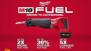 Wanted: Milwaukee m18 fuel sawzall