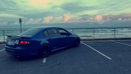 Ford Xr6 Falcon 2013  Nambucca Heads Nambucca Area Preview