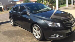 2010 Holden Cruze Sedan Corlette Port Stephens Area Preview