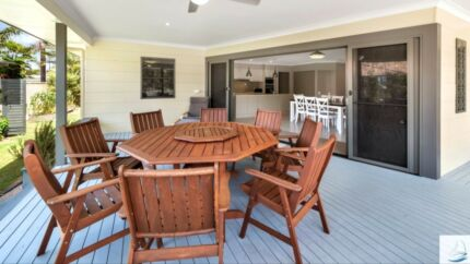 Holiday beach house. Bribie Island Woorim