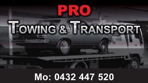 Pro Towing & Transport   (Tow truck) (towing) (transport) (tilt tray) Caroline Springs Melton Area Preview