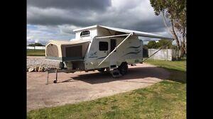 Jayco EXPANDA off-road Beachport Wattle Range Area Preview