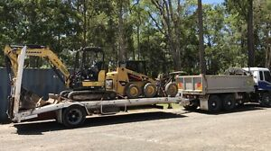 4T Combo with 10m3 Tipper Birkdale Redland Area Preview
