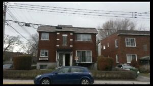 Large upper 6 1/2 upper duplex in NDG available July 1st
