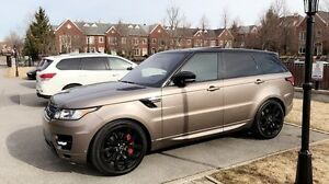 Range Rover supercharged dynamic FULLY equipped 2016