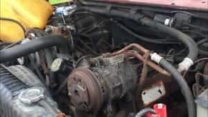 7.3 IDI Diesel Engine international non turbo