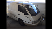 Mercedes MB140 Refrigerated Van O'Connor Fremantle Area Preview
