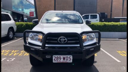 Toyota Hilux - 4wd space cab 2016