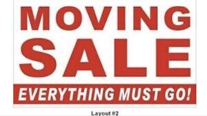 Garage sale !!!