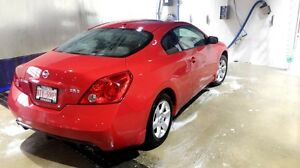 2008 Nissan Altima coupe low km !!