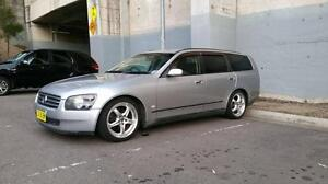 2001 Nissan Stagea Wagon - Automatic - AWD Melrose Park Parramatta Area Preview
