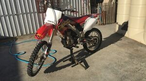 Crf250r Parkwood Gold Coast City Preview