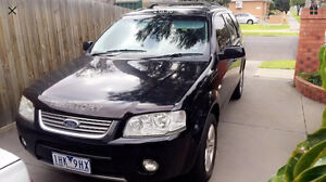 Ford Territory Ghia 2004 Traralgon Latrobe Valley Preview