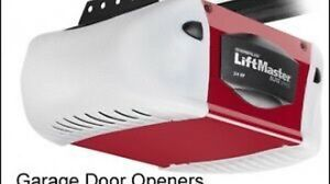 Garage door opener installation  Cambridge Kitchener Area image 3