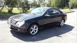 2005 Mercedes Benz CLK