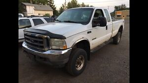 2003 Ford F-350 7.3L 6 speed
