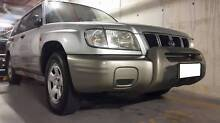 2002 Subaru Forester Wagon 4x4 Auto Chippendale Inner Sydney Preview