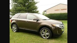 Ford Edge fully loaded- 2011