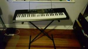 CASIO LK-170 Keyboard With Stand!!! Manly West Brisbane South East Preview