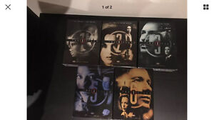 X-Files collectors edition DVD seasons 1,2,3,5,6