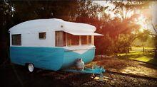 Retro caravan Terrey Hills Warringah Area Preview
