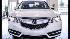 Acura MDX Elite/Tech Package Editon Lease ending or buy out