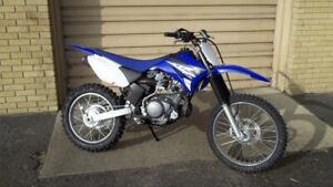 Looking for a 2010- 2016 TTr 125LE
