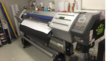 Roland SC-540 Print/Cut, Take Up Roller, Dryer Unit, Computer Crafers West Adelaide Hills Preview