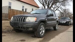 2003 Jeep Grand Cherokee limited 4.7 V8 4x4