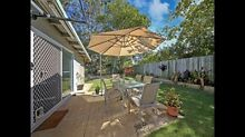 Outdoor umbrella and table setting Boondall Brisbane North East Preview