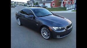 2007 BMW 328XI Coupe Cold Weather Package