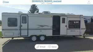 2003 Citation Light Travel Trailer