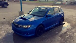 2010 Subaru wrx ( very fun car)