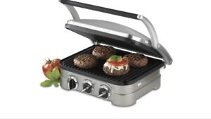 THE GRIDDLER BY CUISINART