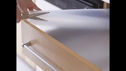 "IKEA drawer mat 59x19"" shelf liner cabinet storage pad kitch"