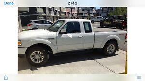 2011 Ford Ranger 4x4 Only 32000km