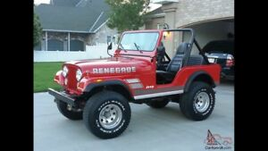 Jeep CJ-5 Tub