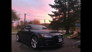 2011 Audi TT S-Line AWD *OPEN TO OFFERS* MUST SEE!