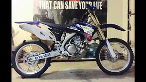 Yz450f 2006 mint condition