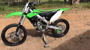 2016 Kawasaki motorbike Ararat Ararat Area Preview