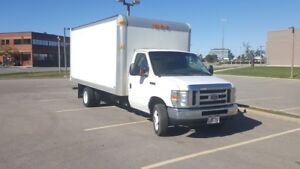 """2008 """"cube box"""" truck for sale"""