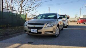 Chevrolet Malibu 2008 4v safety and emissions