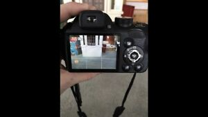 Fujifilm finepix camera great condition and carrying case