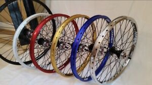 """Wanted: BMX 24"""" wheels wanted"""