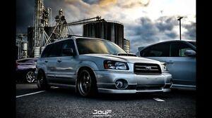 Subaru forester xt 2005