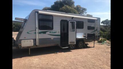 Caravan Transport Required - Brisbane to Perth Maroochydore Maroochydore Area Preview