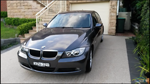 2006 BMW 320i Executive Sedan Mona Vale Pittwater Area Preview