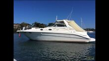Searay sundancer 330 sale/part share Warriewood Pittwater Area Preview