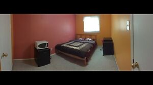 Room for rent furnished and available immediately