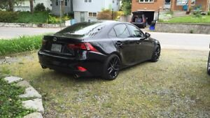Lexus IS250  F-Sport AWD